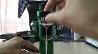 【川柏】男人就该默默的!金属英雄第16作 铁甲小宝 金龟次郎 可动模型 成都方言配简易字幕 童年回忆&模型分享