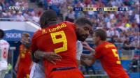 【回放】2018世界杯 G组比利时VS巴拿马 上半场回放:巴拿马世界杯首战正式打响 德布劳内任意球射晕对手