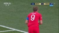 【集锦】突尼斯VS英格兰 下半场集锦:梅开二度 91分钟哈里凯恩头球绝杀 突尼斯1-2英格兰