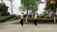 广场舞《 玩腻 》背面32步