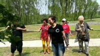 李氏家族西峡谷开心游玩