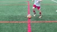足球脚下技术训练快速变向教学Change Directions Fast