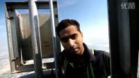 迪拜塔上的风景,有恐高的慎入