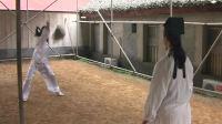 八卦掌技击——湖南卫视拍摄现场