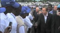 秘书长缅怀大屠杀受难者国际纪念日致辞