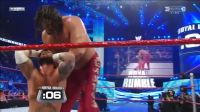 WWE Royal Rumble 2010 Beth Phoenix Segment