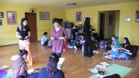 (五)晶晶老師於北京曼莉舞館之5天集訓班-中東鼓、指拨肚皮舞、中東音樂節奏