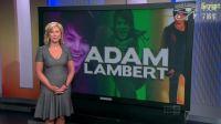 【Adam Lambert中文网字幕组】双语字幕Kerri-Anne