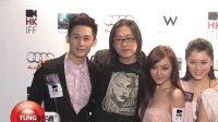 敏感题材电影《囡囡》香港首映 主创齐亮相