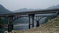梅州大埔县青溪溪口汀江大桥爆破工程