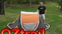 澳洲风情折叠帐篷
