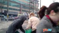 [拍客]2010.4.14 河北遭遇大风夹雨强烈倒春寒实录