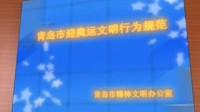 青岛市迎奥运文明行为规范