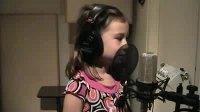 7岁天才女童飙绝妙高音震撼人心