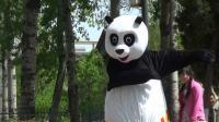 功夫熊猫的太极情结