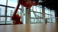 ABB工业机器人IRB1600操作