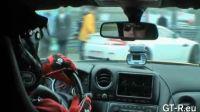 GT-R赛道轻松超越法拉利599 GTB