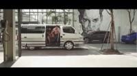 我在袁启聪情怀车之丰田海狮-大家车言论出品截了一段小视频