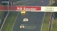 2010纽博格林24小时耐力赛Mini Cooper S BMW 130i GTR事故