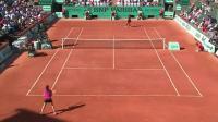 2010法国网球公开赛女单R1 大威廉姆斯VS施奈德