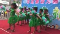 安圩彩虹糖幼儿园中班舞蹈『祖国的花朵』