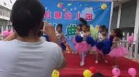 安圩彩虹糖幼儿园大班舞蹈『myohmy』啦啦操