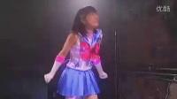 我在美少女战士 日本cos截了一段小视频