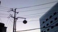 杭州惊现UFO机场封锁