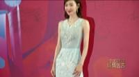 演员王丽坤出席红毯 希望角色有新改变