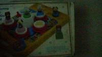 早期经典怀旧儿童玩具 游乐园