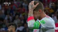 伊朗0:1不敌对手西班牙 科斯塔再帮西班牙打进关键一球 我爱世界杯 180621