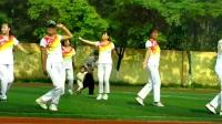 参选作品:明德小学教师《舞动中国》广场舞