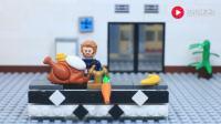 乐高定格动画: 第一界乐高食神比赛
