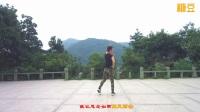 武阿哥广场舞 思念如雨 水兵舞 背面