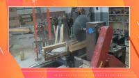 年高德劭细木工大型原木推台锯定制尺寸上下锯片圆木方木推台锯