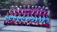西安阳光水兵舞团参加陕西五套录制的精彩视频