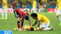 俄罗斯世界杯·巴西2:0哥斯达黎加 内马尔:放下压力 顽强前行