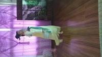 娑婆,舞蹈!演唱安九,编舞桑吉嘉央第64作品(苍南县龙港镇)