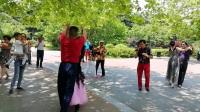 卖花姑娘-青岛中山公园口哨队(20180624)