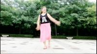 时光幸福广场舞 正背面【列车奔驰在青藏高原】藏族舞