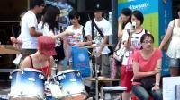 【爵士鼓】美少女曼青---No Body (HD)2010.07.17