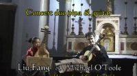 琵琶吉他二重奏:斯皮利亞海灘, 彥-韋爾森曲, 刘芳琵琶