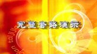 东岳太极拳 套路演示(正向)