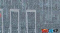 【拍客】河南冰雹过后再降大雪