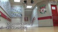2012-3-3 利物浦1-2阿森纳 球员通道内的故事