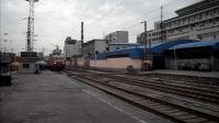 T43进西安站