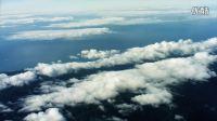 航拍C-5运输机 (6分50秒 释放热焰弹)