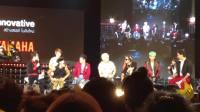 bigbang饭拍Yamaha Concert讲泰文120328