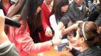 2012校园水果拼盘秀