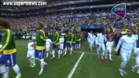 友谊赛赛况:巴西3-0法国全场集锦回顾